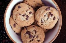 American Cookies mit Stevia
