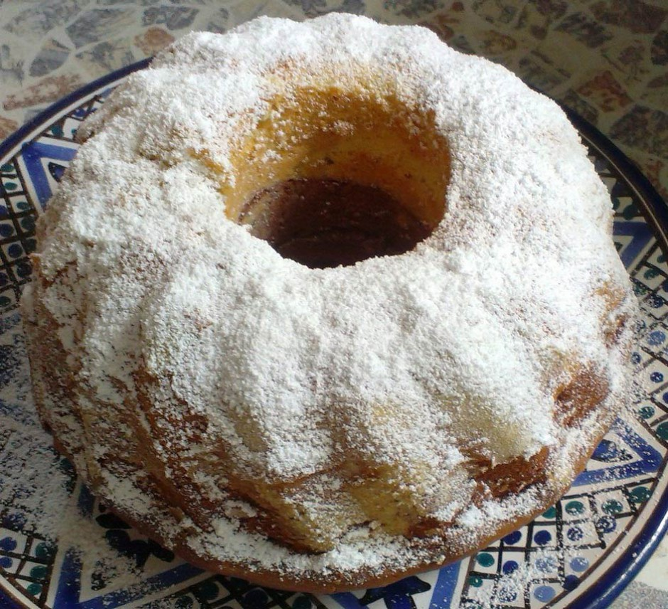 Haselnusskuchen mit Stevia
