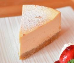 Käse-Sahne-Torte mit Stevia