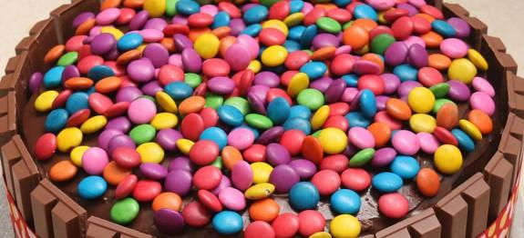 Smarties Kuchen Mit Stevia Rezept Steviarezepte Org