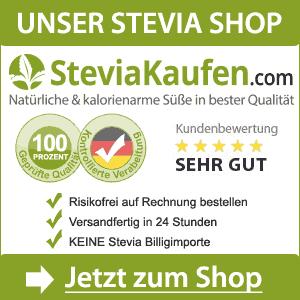 Stevia Online Shop: SteviaKaufen.com
