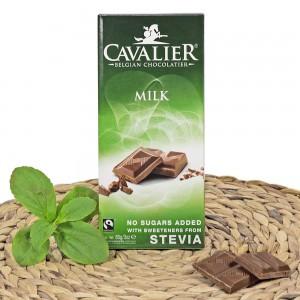 vollmilch schokolade mit stevia